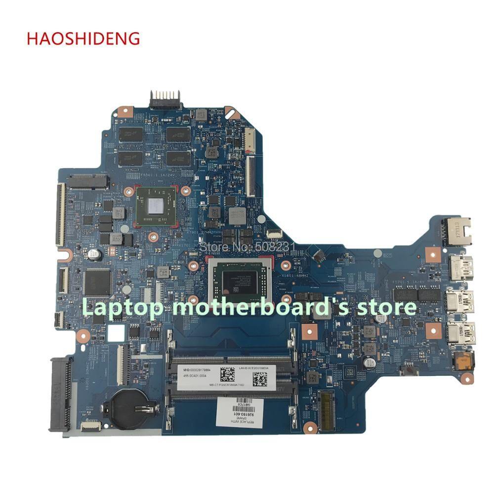 HAOSHIDENG 926193-601 448.0CA02.0011 mainboard For HP LAPTOP 17-AK 17Z-AK 17-AK061NR Laptop Motherboard 530 2GB A9-9420