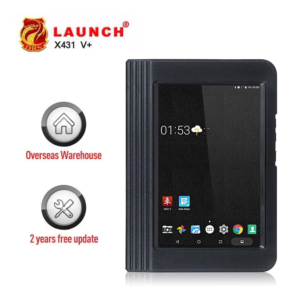 Launch X431 V+ V Plus X431 PRO3 Diagnostic Auto Scanner Full System OBD2 OBDII Diagnostics Tool Wifi Bluetooth 2Year Free Update