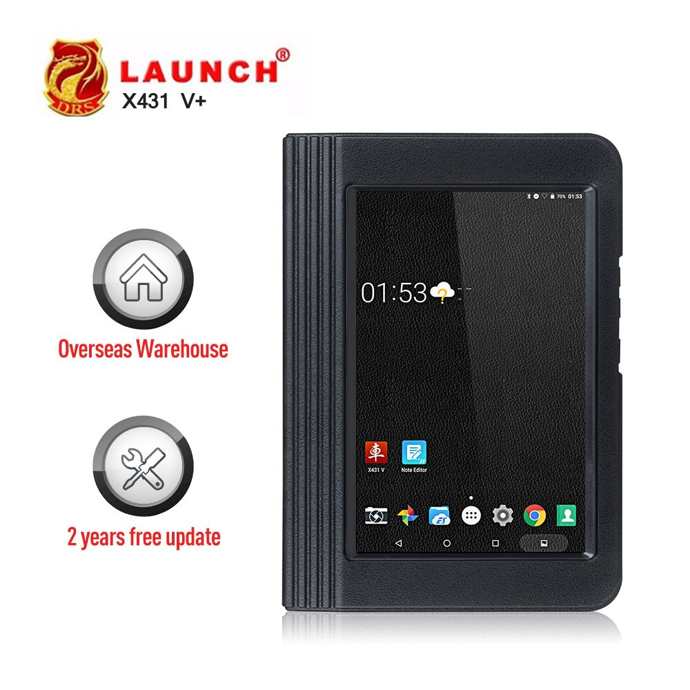 Launch X431 V+ V Plus X431 PRO3 Diagnostic Auto Scanner Full System OBD2 OBDII Diagnostics Tool Wifi Bluetooth 2Year Free Update