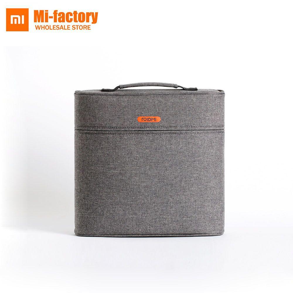 Xiaomi ROIDMI Zubehör Lagerung Tasche Für ROIDMI Handheld Wireless Staubsauger F8 Zubehör Lagerung Wasserdichte Staubdicht