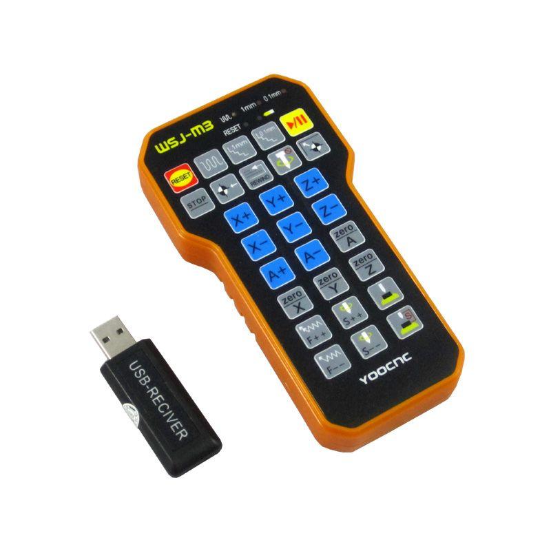 Gravur fernbedienung mach3 MPG USB wireless hand rad für CNC gravieren maschine