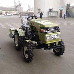 12HP pequeño de cuatro ruedas Tractor Venta caliente tipo tierras tarea maquinaria máquina arado