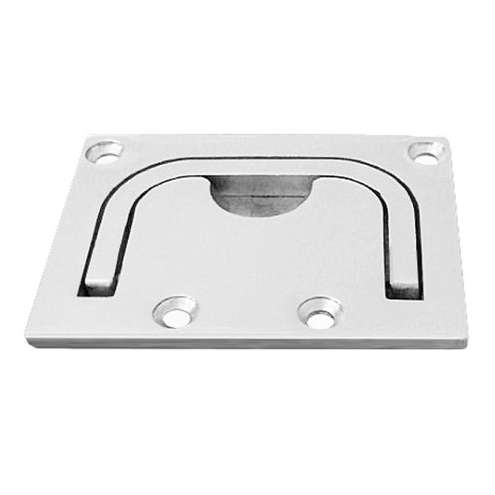 Trappe tirer pont couverture poignée résistant à la Corrosion levage en acier inoxydable bateau matériel accessoires casier anneau plancher boucle