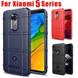 Kasus Ksiomi untuk Xiaomi Redmi 5 Ponsel Cover Note5 Pro Xiomi Xiami Xaomi Kasus Silicone Coque 5.7 Inch Bumper Shockproof TPU