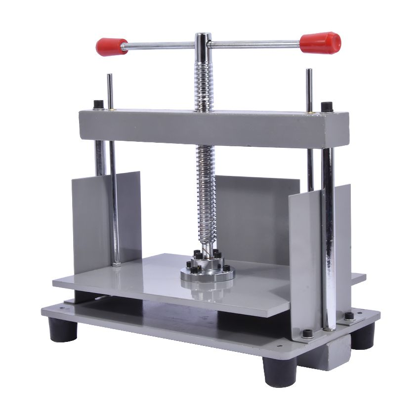 1PC A4 size Manual flat paper press machine for photo books, invoices, checks, booklets, Nipping machine