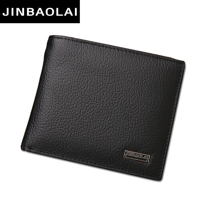 Luxe 100% portefeuille en cuir véritable mode à deux volets courtes hommes portefeuille décontracté solide hommes portefeuilles avec monnaie poche sacs à main hommes portefeuilles