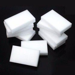 10PCS White Magic Sponge Eraser Melamine Cleaner Multi-Functional Kitchen Bathroom Cleaning Tools Nano Sponge New Arrival
