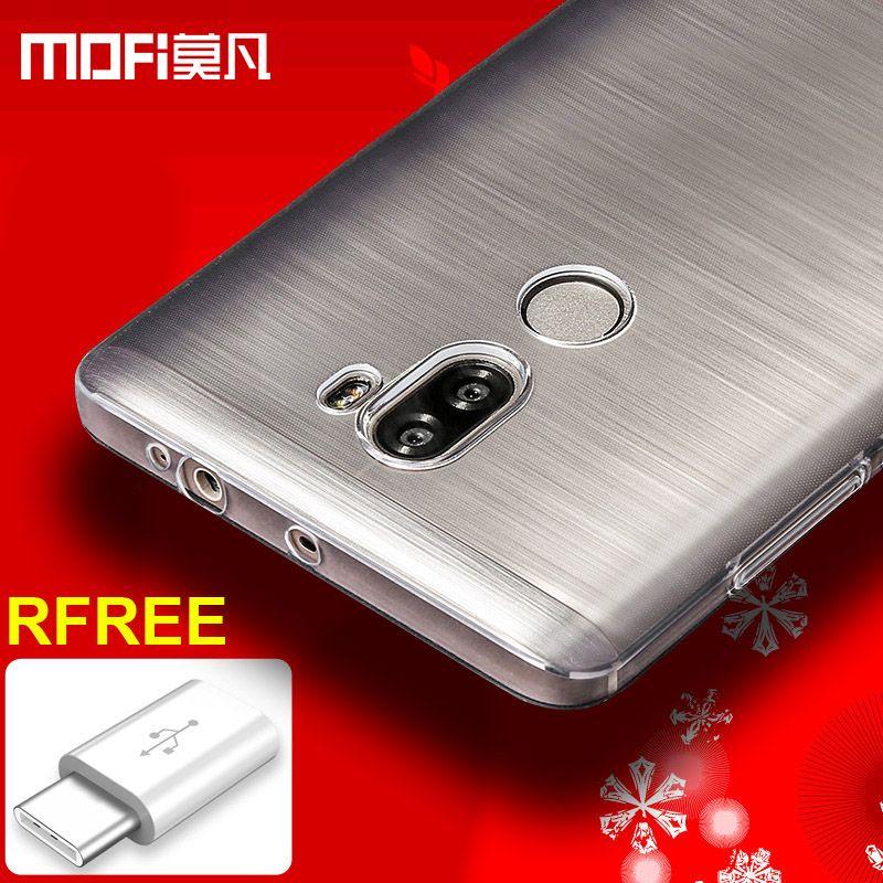 xiaomi mi5s plus case mi 5s silicon plus xiaomi mi5s plus case ultra thin 5.7 inch mofi original mi5s 5.15 clear tpu slim