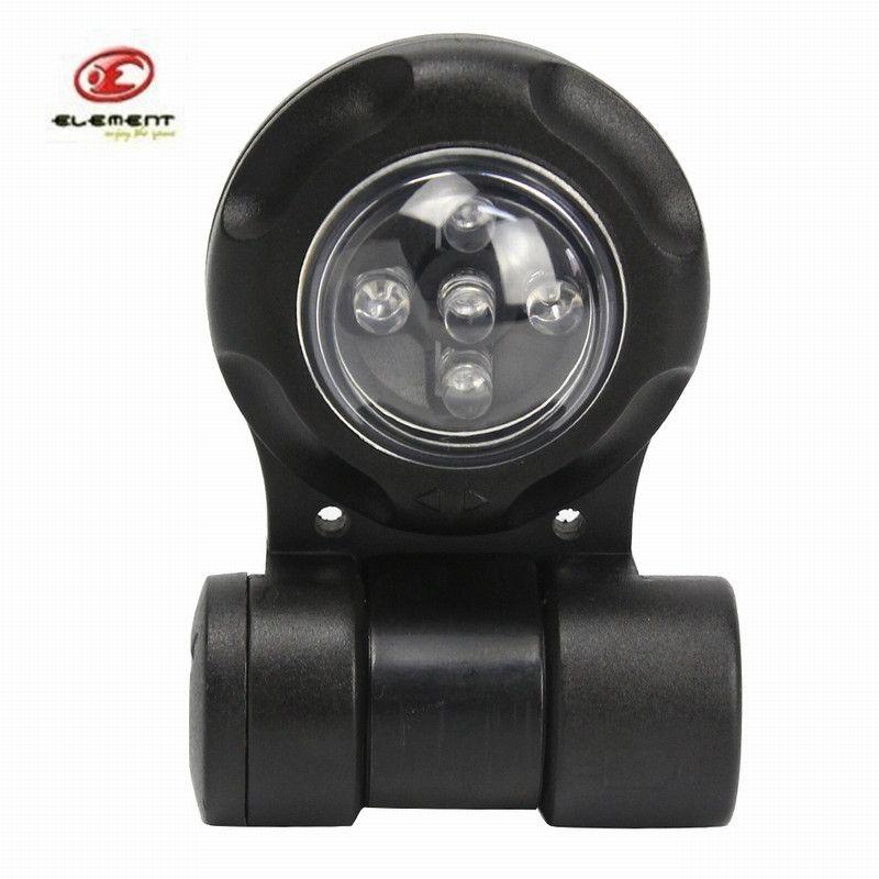 Element Signal Light EX079 VIP IR LED Safety Light Outdoor Survival Emergency Flasher Military Strobe Light Navy Seal Light
