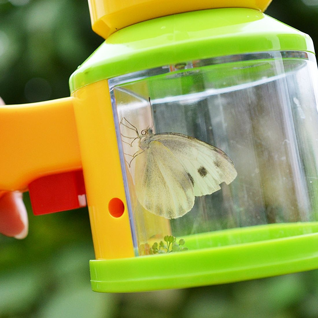 Bug Catcher Viewer Insect Magnifier Microscope Catching Kit Early Education Science Toys for Children