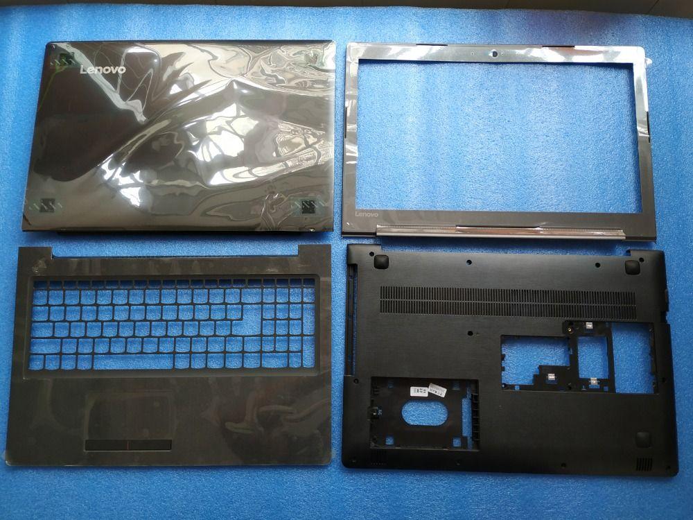 New For Lenovo ideapad 310-15 310-15IKB LCD back cover Rear Case Front Bezel/almrest COVER/bottom Base Cover
