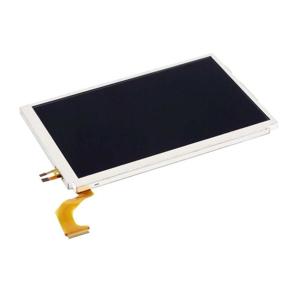 1 шт. Новый Замена Топ Верхняя ЖК-дисплей Экран Дисплей для Nintendo 3DS XL LL для N3DS, лидер продаж по всему миру и последним в 2016 году!
