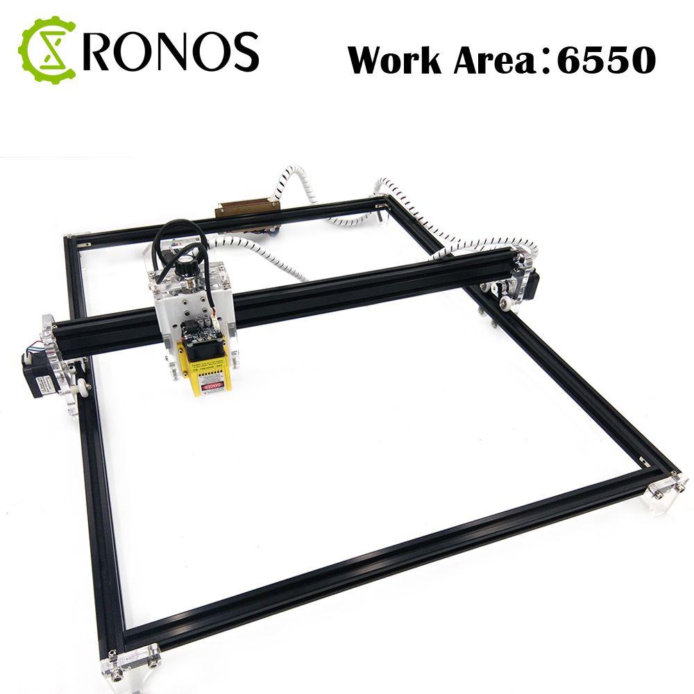 6550 arbeit Größe CNC Maschine Laser Gravur, CNC Laser Gravur Kennzeichnung Maschine, DIY Laser Cutter Maschine, geschnitzte Metall