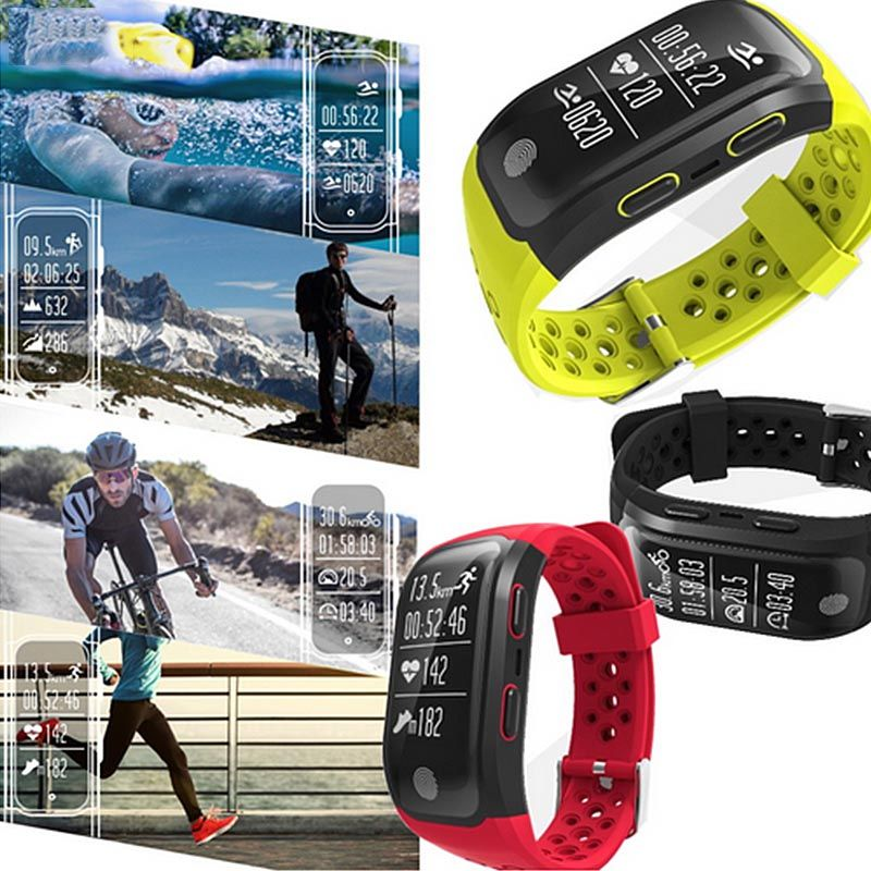 Waterproof Wristband GPS Bluetooth Smart Watch Smartwatch Android Phone Call Relogio for iwatch Pedometer Calorie Counter Alarm