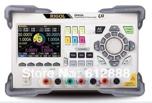 Rigol DP832A 3 Kanäle Programmierbare DC Netzteil 100-250 V AC