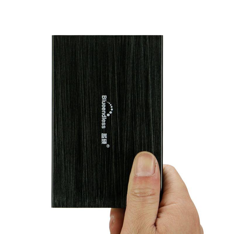 Disque dur externe portable HDD 60 GB USB 2.5 HD pour ordinateur portable