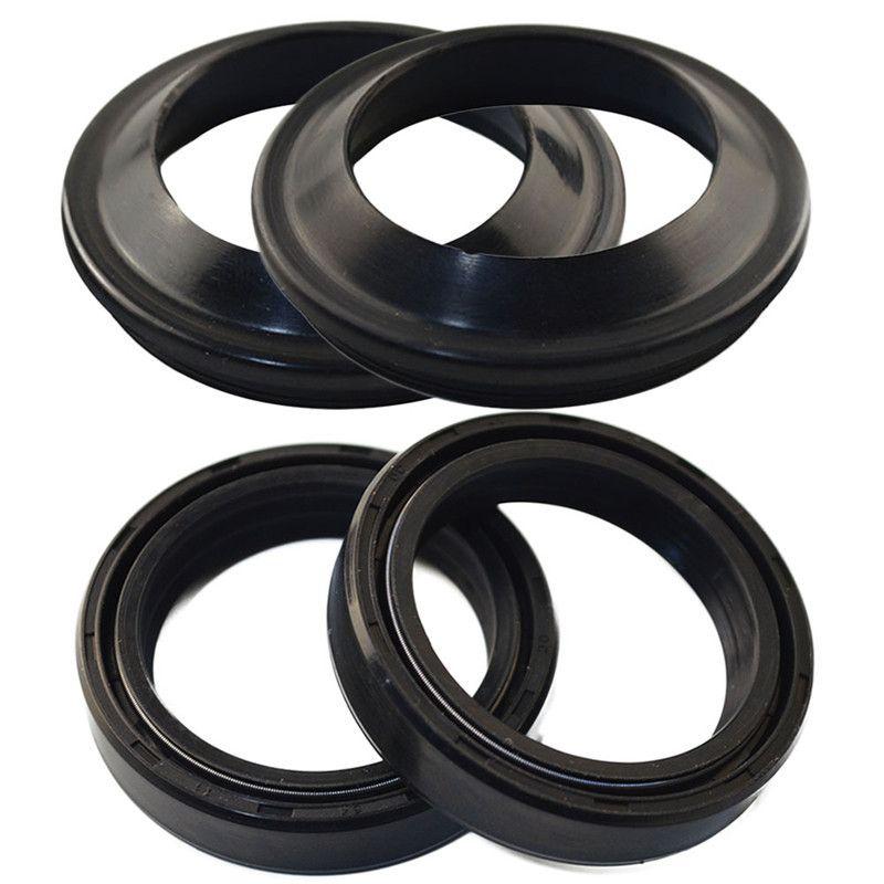 Motorbike 43X54X11 Dust Seal Front Fork Shock Absorber Oil Seals For Suzuki GSXR750 XV1600 MT01 ZX1000 CB1000R CBR600 CBR900RR
