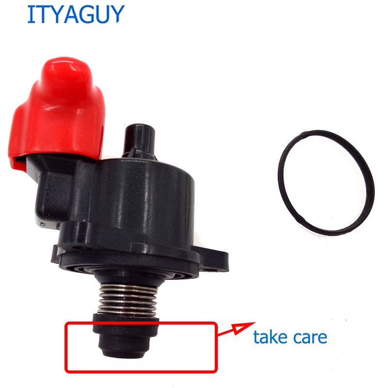 Car styling High Quality new fast shipping Idle Air Control Valves Idle Speed Motors 1450A132 MD613992  For Mitsubishi Lancer