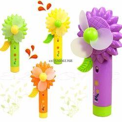 Nouvelle Mini Sonnenblume De Poche De Refroidissement Brouillard De Pulvérisation D'eau Ventilateur Avec Vaporisateur # Y05 # # C05 #
