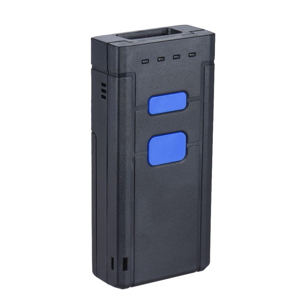 Tragbare 1D Bluetooth Wireless Barcode Tragbare Scanner für windows OS Android für Supermarkt Speditionsgesellschaft Lager