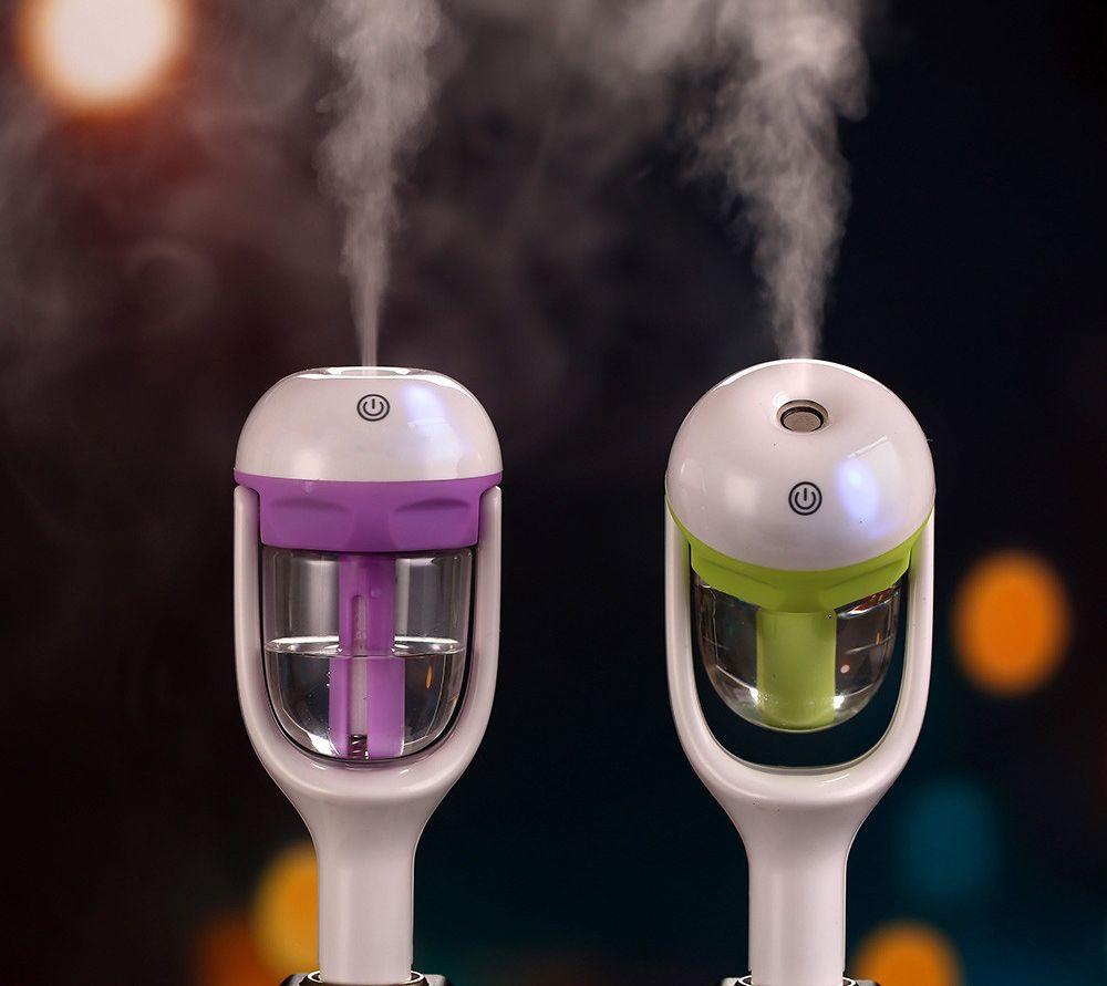 Новый мини 12 В автомобиля увлажнитель Воздухоочистители Арома диффузор эфирное масло диффузор ароматерапия тумана, fogger