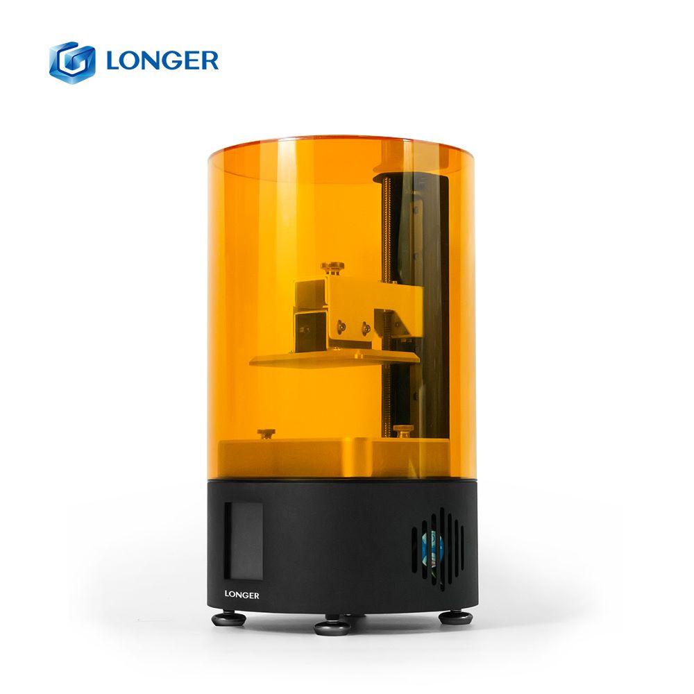 Mehr Orange120 LCD 3D Drucker Montiert Plus Größe 2 K Bildschirm UV Off-Line Druck Impresora Harz 3d Drucker