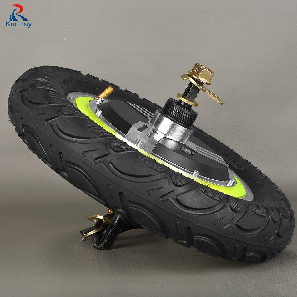 Elektrische fahrrad 12 Zoll 24 v 36 v 48 v 350 watt Bürstenlosen Nicht-getriebe Hub Motor E bike motor Rad Motor Roller Motor