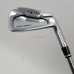 Klub golf besi golf HONMA Tour Dunia TW737p kelompok besi 4-10 w (10 PCS)