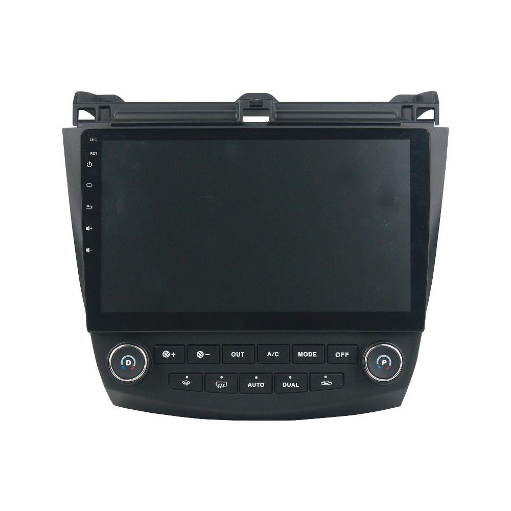 OTOJETA Android 8.0 car DVD octa Core 4GB RAM 32GB rom multimedia player for honda ACCORD 7 2003-2007 stereo head units gps map