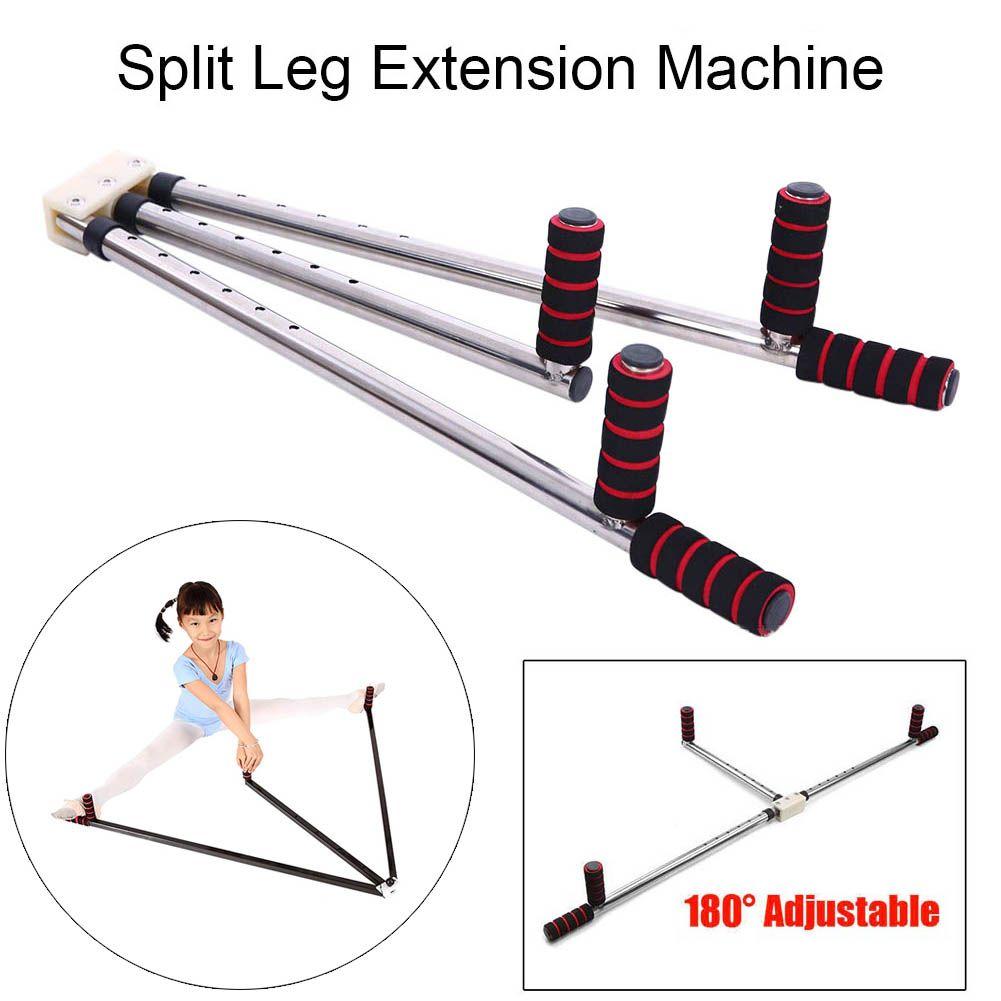 Équipement d'entraînement professionnel de jambes fendues de civière de Ligament de jambes de formation de flexibilité de Machine d'extension de jambe de Ballet