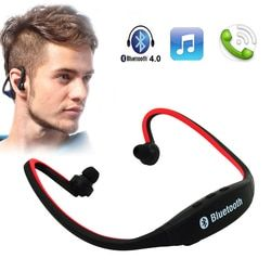 Hot Sports Bluetooth Earphone Wireless Portable Neckband Bluetooth Headset Sports Stereo Earphone earphones For iphone Huawei