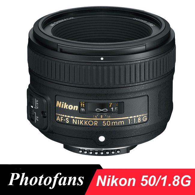 Nikon 50/1.8G AF-S NIKKOR 50mm f/1.8G Lens