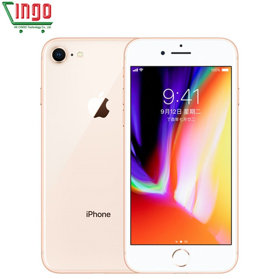 Original Apple iPhone 8 2GB RAM 64GB/256GB 4.7