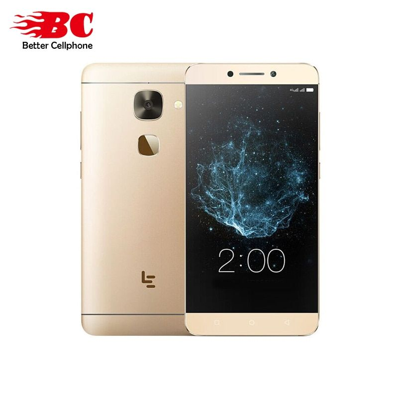 Original LeTV LeEco Le 2 x522 Android6.0 Snapdragon 652 Octa Core 1.8GHz 1920*1080 3000mAh 16.MP Mobile Phone RAM 3GB ROM 32GB