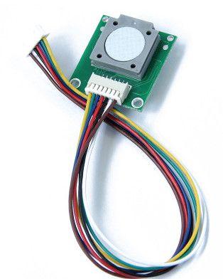 Envío libre ZE08-CH2O formaldehído salida del puerto serie