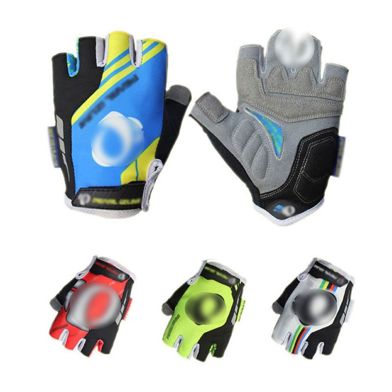 2017Pro Team GEL Pad Cycling Ciclismo Gloves/Mountain Bike Sports Gloves/Breathable Racing MTB Bicycle Cycle Glove For Man/Women