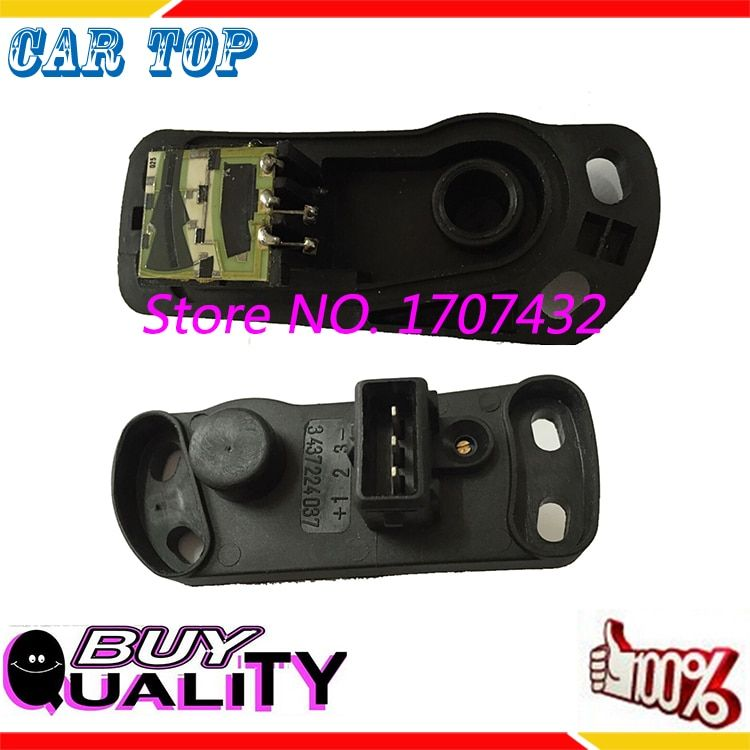 Fast Delivery High quality Throttle position sensor for Benz,au di,vw OE No.3437224037