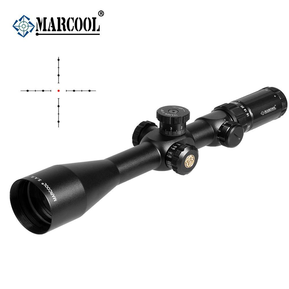 MarcooL EVV 6-24X50 SFIRGL FFP 7,62. 308 pistolen Erste Fokus Flugzeug Taktische Gun Optische Ziel Anblick Zielfernrohr Für Die Jagd Airguns