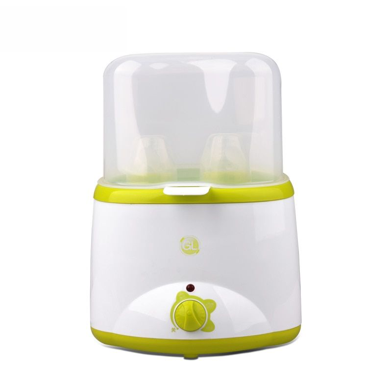 Baby double bottle warmer constant temperature contronl heating multi-function warmer, sterilizer,egg steamer,milk warmer
