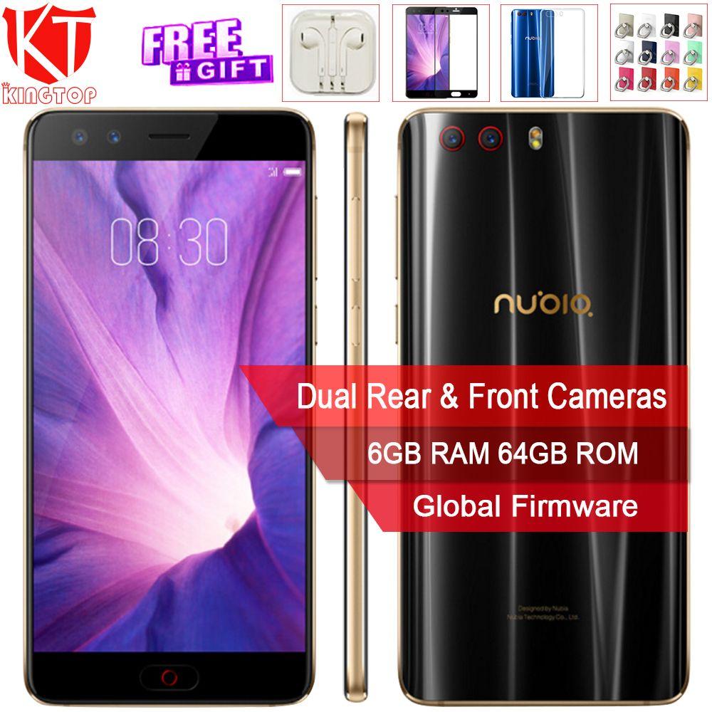 Global Version ZTE Nubia Z17 mini S Mobile Phone 6G 64G 5.2