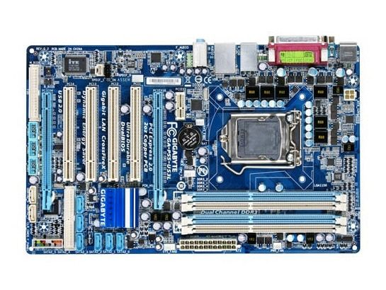 Free shipping original motherboard Gigabyte GA-P55-US3L LGA 1156 DDR3 P55-US3L <font><b>boards</b></font> USB2.0 16GB H55 Desktop motherboard