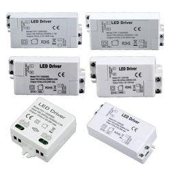 12 V 60 w 36 w 24 w 12 w 6 w 110 V-220 V Transformateurs D'éclairage haute qualité Conducteur prudent pour LED bande 3528 5050 alimentation