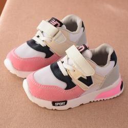 Sport Enfants Chaussures Nouveau Automne Hiver Net Respirant Mode Enfants Garçons Chaussures Anti-Glissante Filles Sneakers Enfant En Bas Âge Chaussures