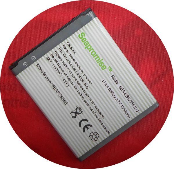 Freeshipping battery EB425161LU for Galaxy Ace II GT-I8160,Galaxy Exhibit SGH-T599,Galaxy S Duos gt-s7562,Galaxy Trend II i739