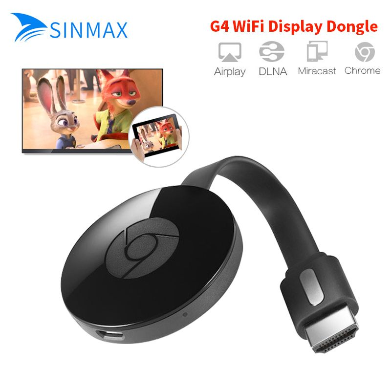 Mini TV Stick Full HD 1080P Wireless Display Miracast Airplay mirror Dongle tv stick for Netflix YouTube Chrome Cast ios android