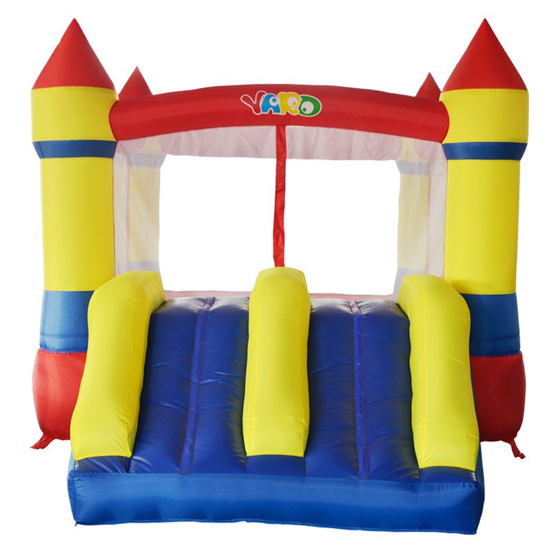 YARD Inflatable Bouncy Air Bounce House Playground with Free Blower for Kids Inflatable Bouncer with Slide for Sale