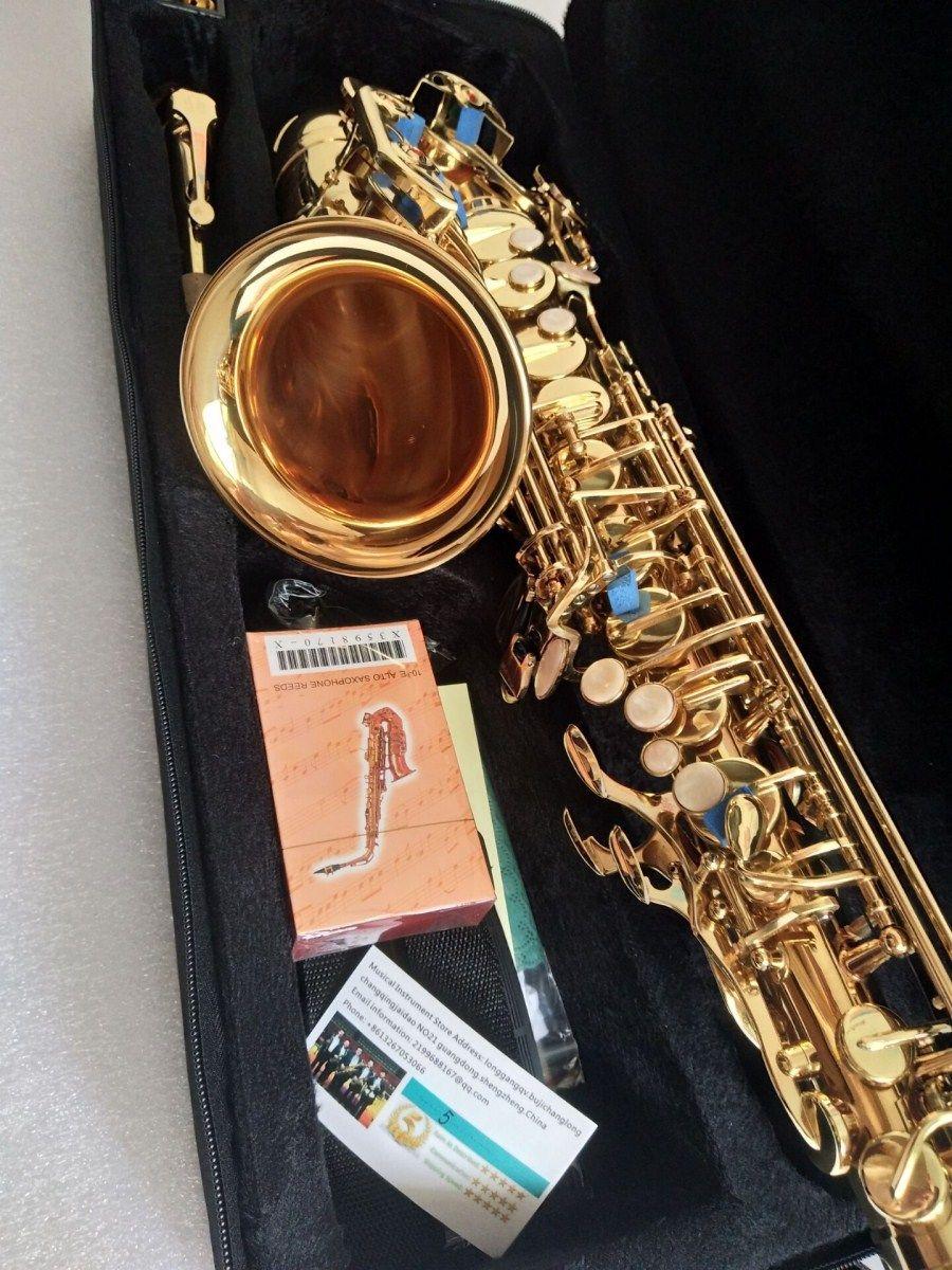 2018 Japanese Yanagizawa A-992 New Saxophone E Flat Alto High Quality Alto saxophone Super Professional Musical Instruments Free