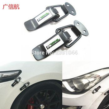 M7 drive Racing Universal surrounded by a decorative hook / Modified decoration lock / Hood lock pin / Universal Clip Small Size