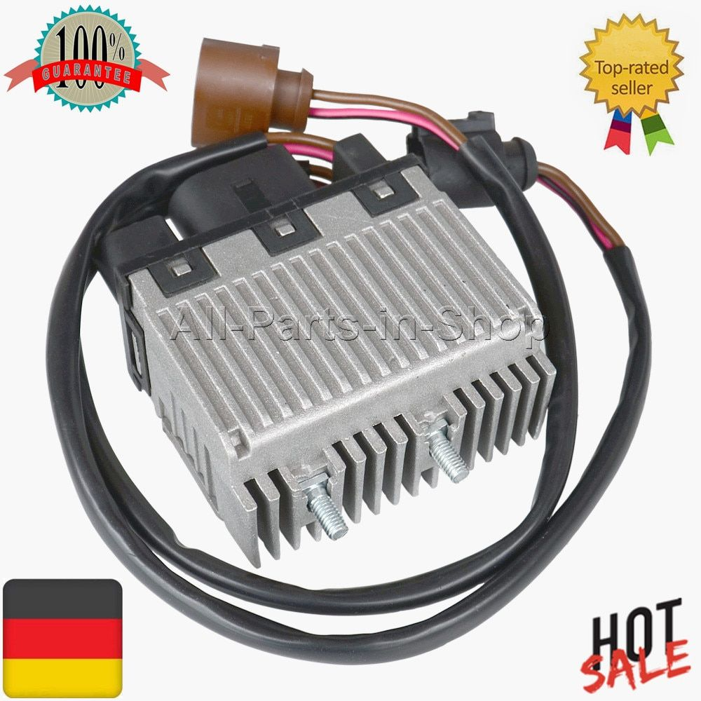 8D0959501B/D Fan Control Unit Relay Module Fit For AUDI A4 A6 S4 Allroad - Brand New 8D0 959 501 D,8D0959501B,8D0959501D