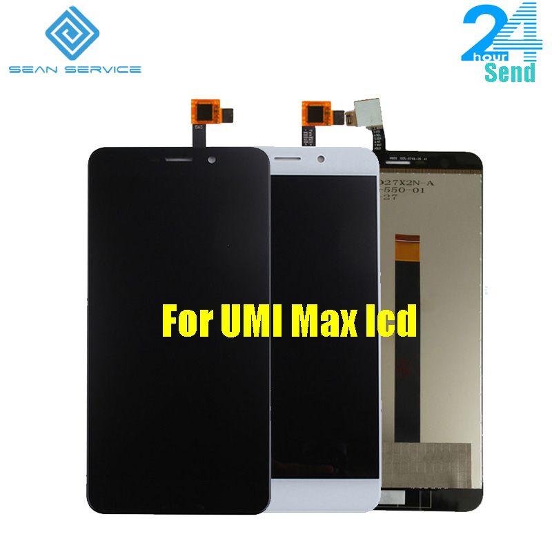 Pour 100% Original UMI MAX LCD affichage et écran tactile numériseur assemblée remplacement 1920X1080 P 5.5 pouces pour UMI MAX Stock